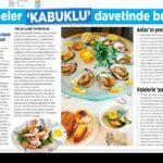 Akşam_Cumartesi-GURMELER_KABUKLU_DAVETİNDE_BULUŞTU-01.03.2014